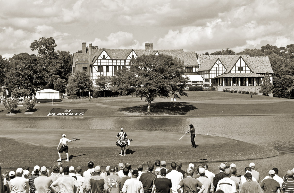 Phil Mickelson | East Lake GC | Atlanta, GA | 2009 The Tour Championship