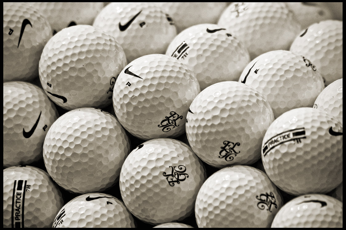 East Lake Golf Balls