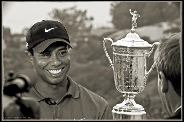 Tiger Woods | Torrey Pines | La Jolla, CA | 2008 U.S. Open