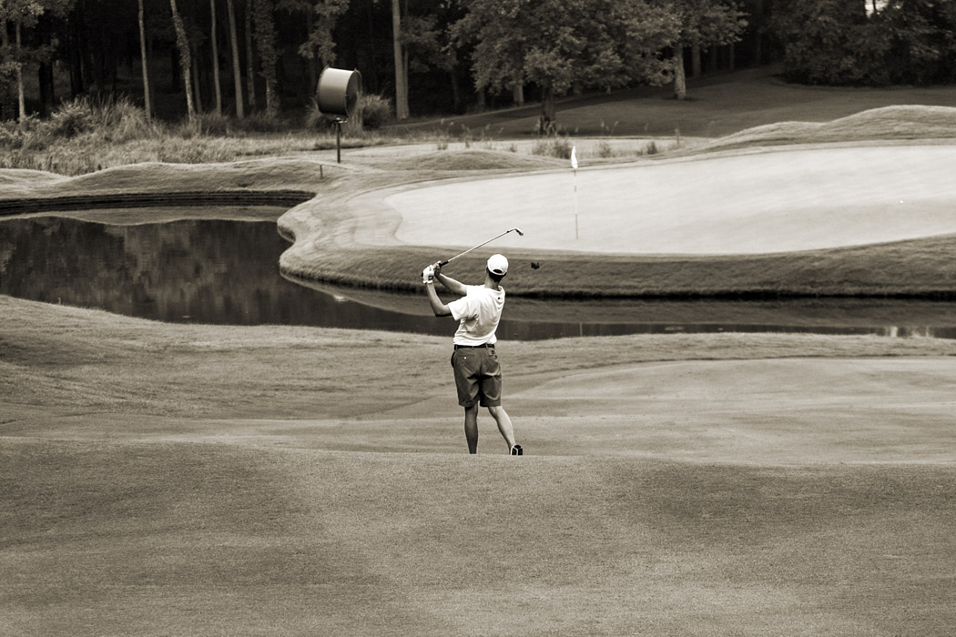Harris English, 2007 Champion at Ansley Golf Club - Settindown Creek
