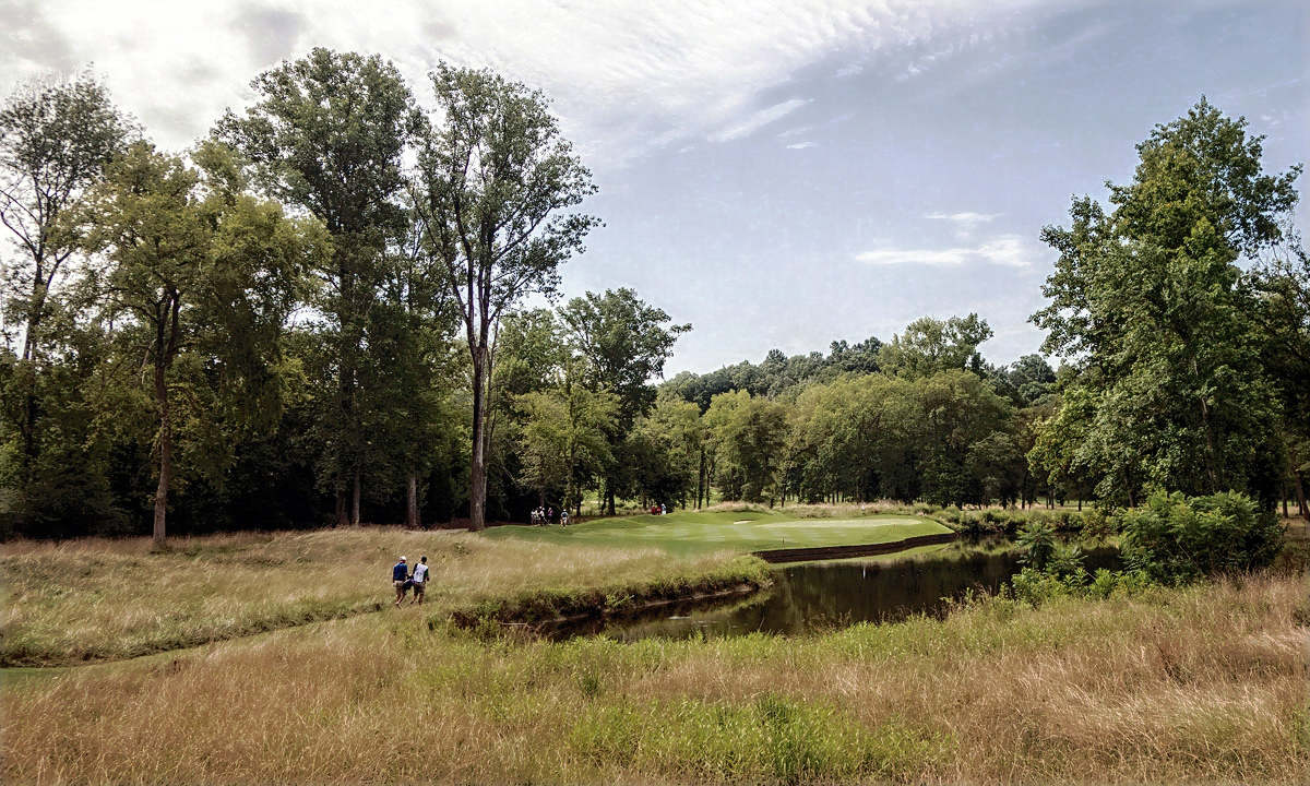 No. 5 | Par 3 | 209 Yards