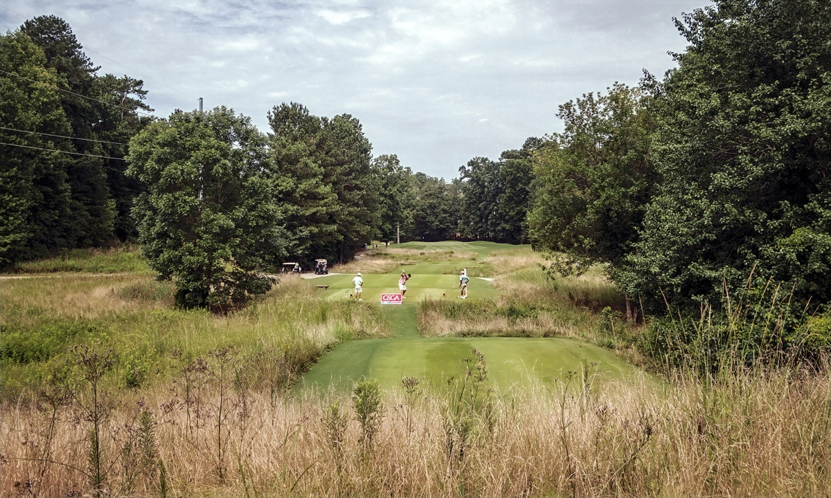 No. 12 | Par 3 | 249 Yards