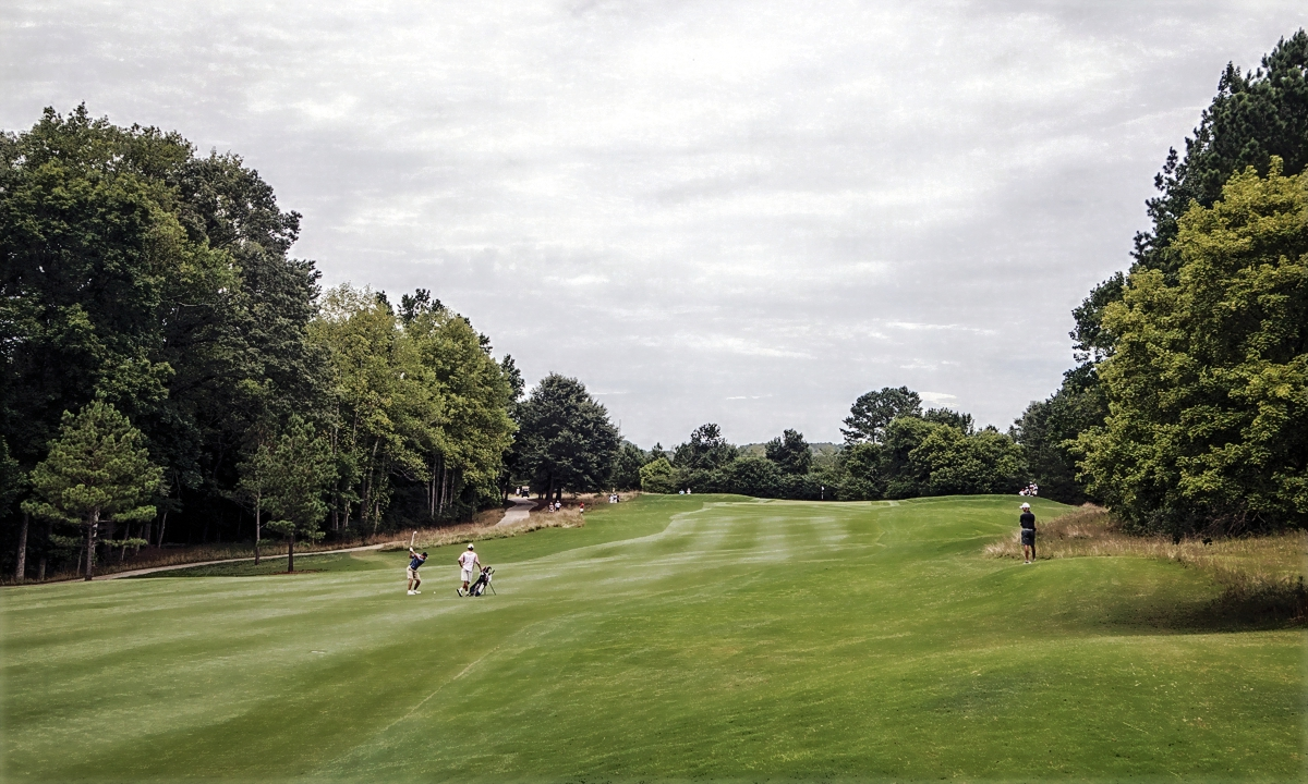No. 15 | Par 4 | 426 Yards