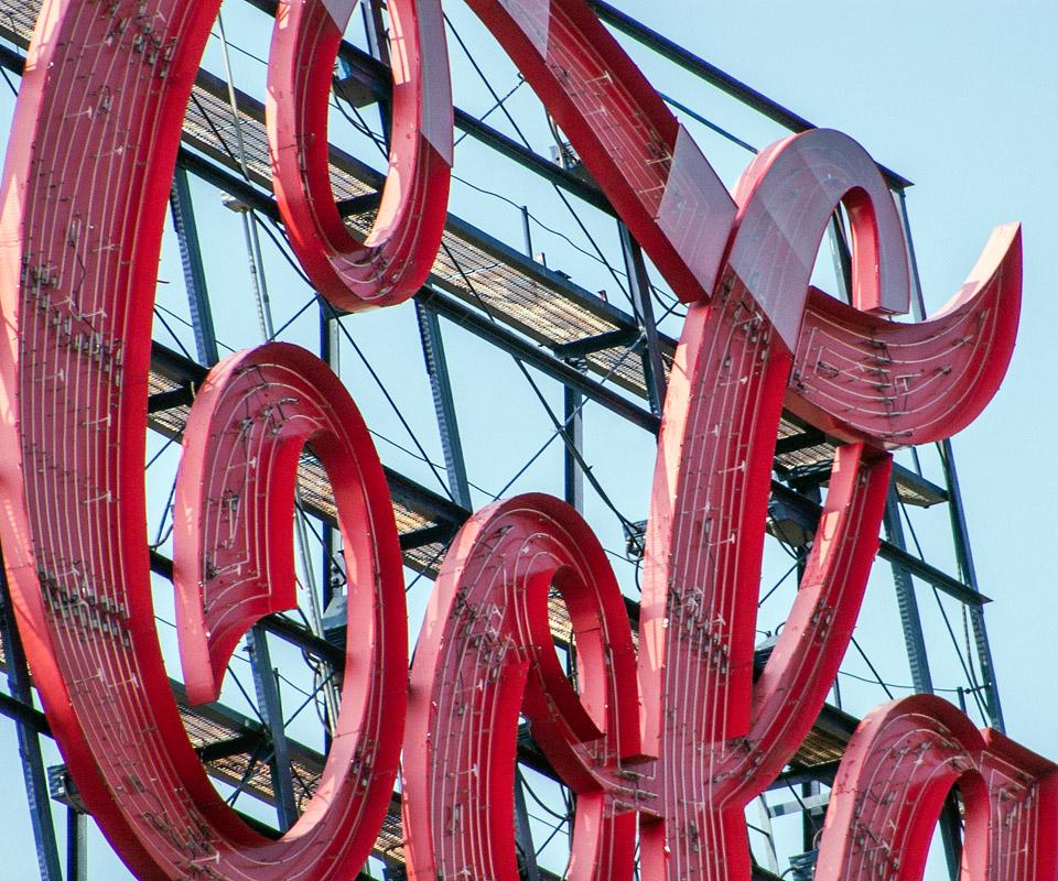 Cola Atlanta, GA  archival pigment print 30 x 36 inches