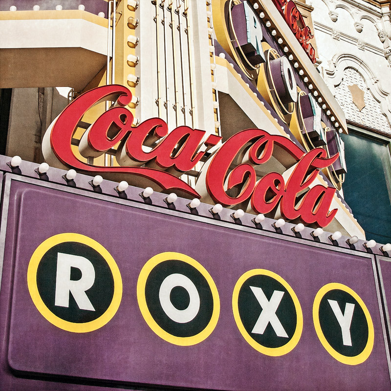 The Buckhead Roxy Atlanta, GA 12x12 | 24x24 | 36x36 custom sizes available