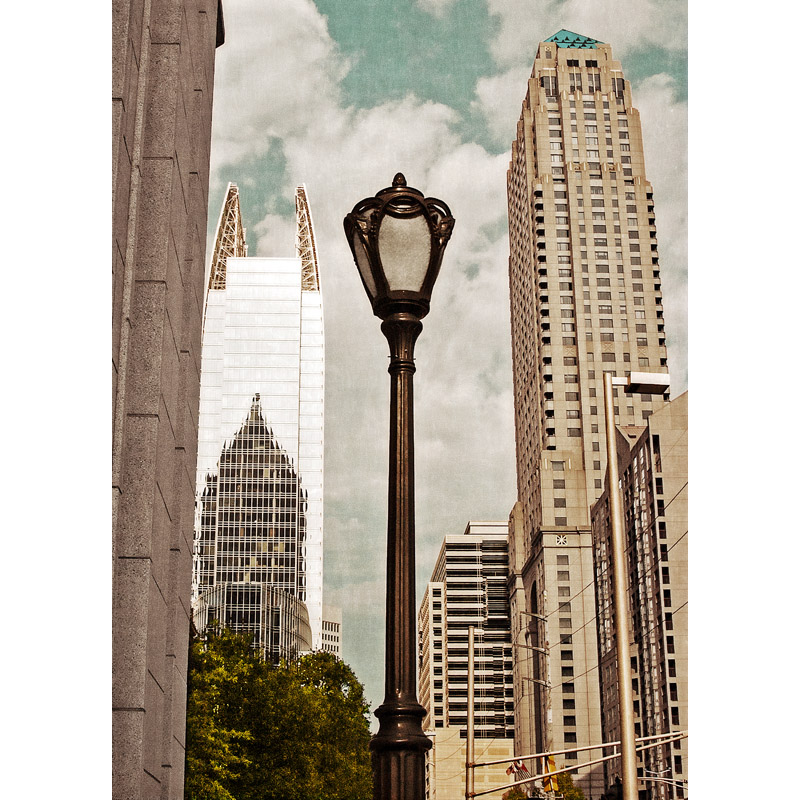 14th Street Atlanta, GA 12x17 | 24x33 | 36x50 custom sizes available