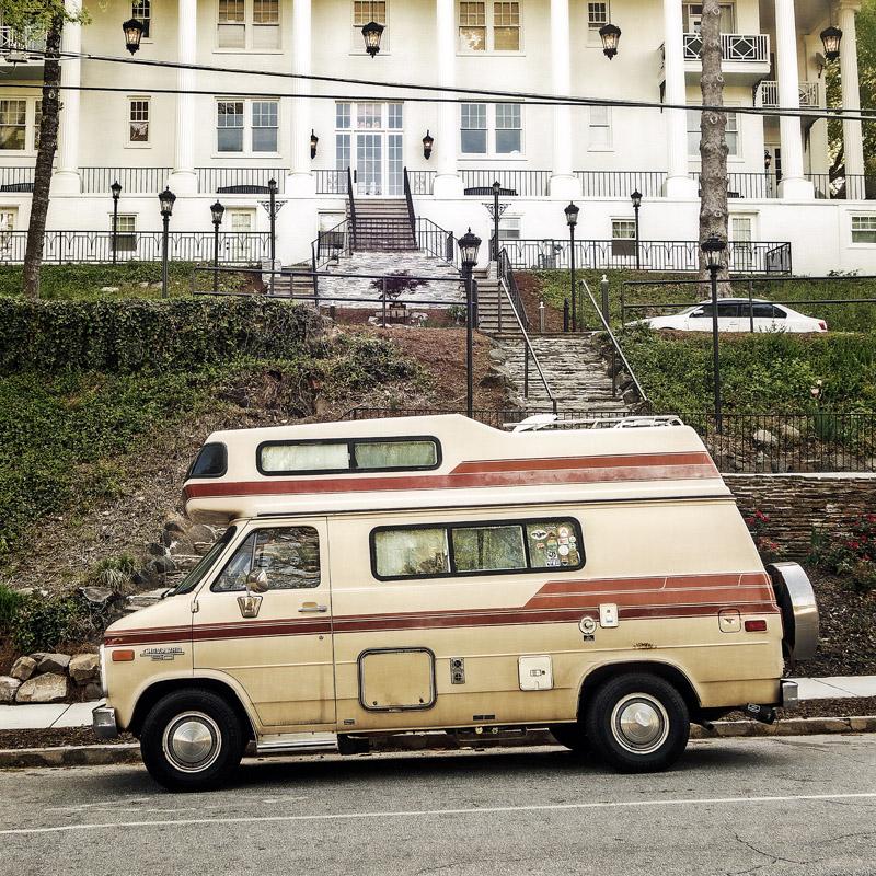 White Columns & Curtains  April 19, 2018 12x12 | 24x34 | 36x36 custom sizes available #suspiciousvans