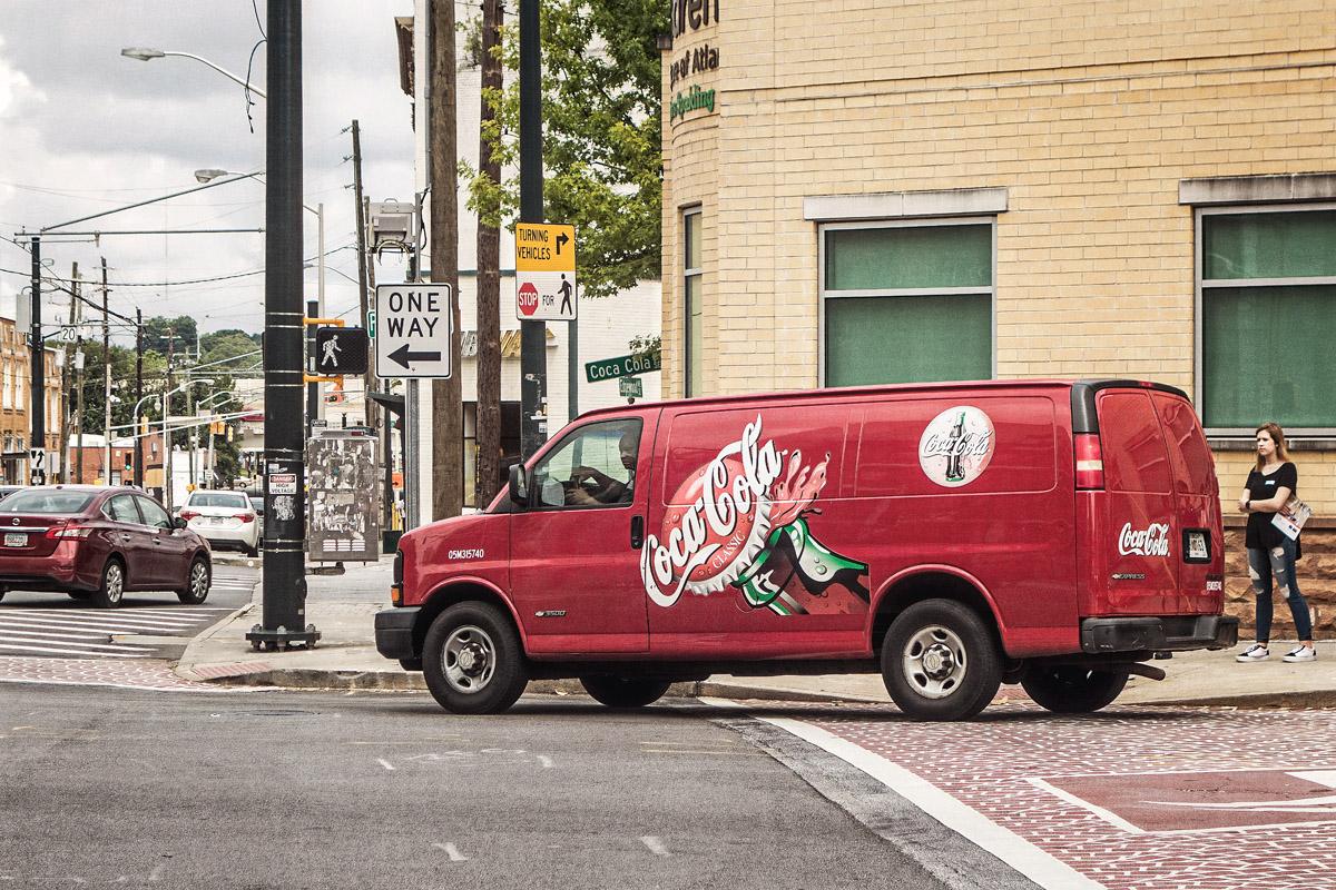 Suspicious Cokes  July 24, 2018 12x18 | 24x36 | 36x54 custom sizes available #suspiciousvans
