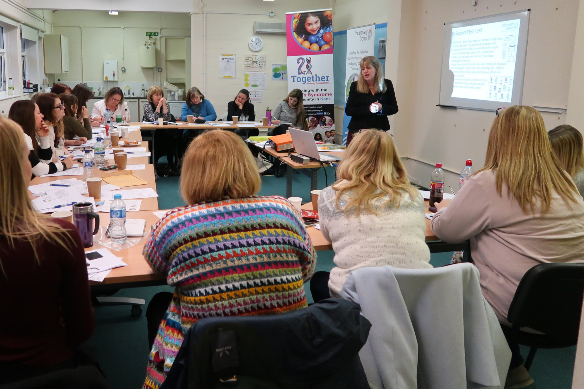 Training - Local, accessible training for parents, carers and professionals…