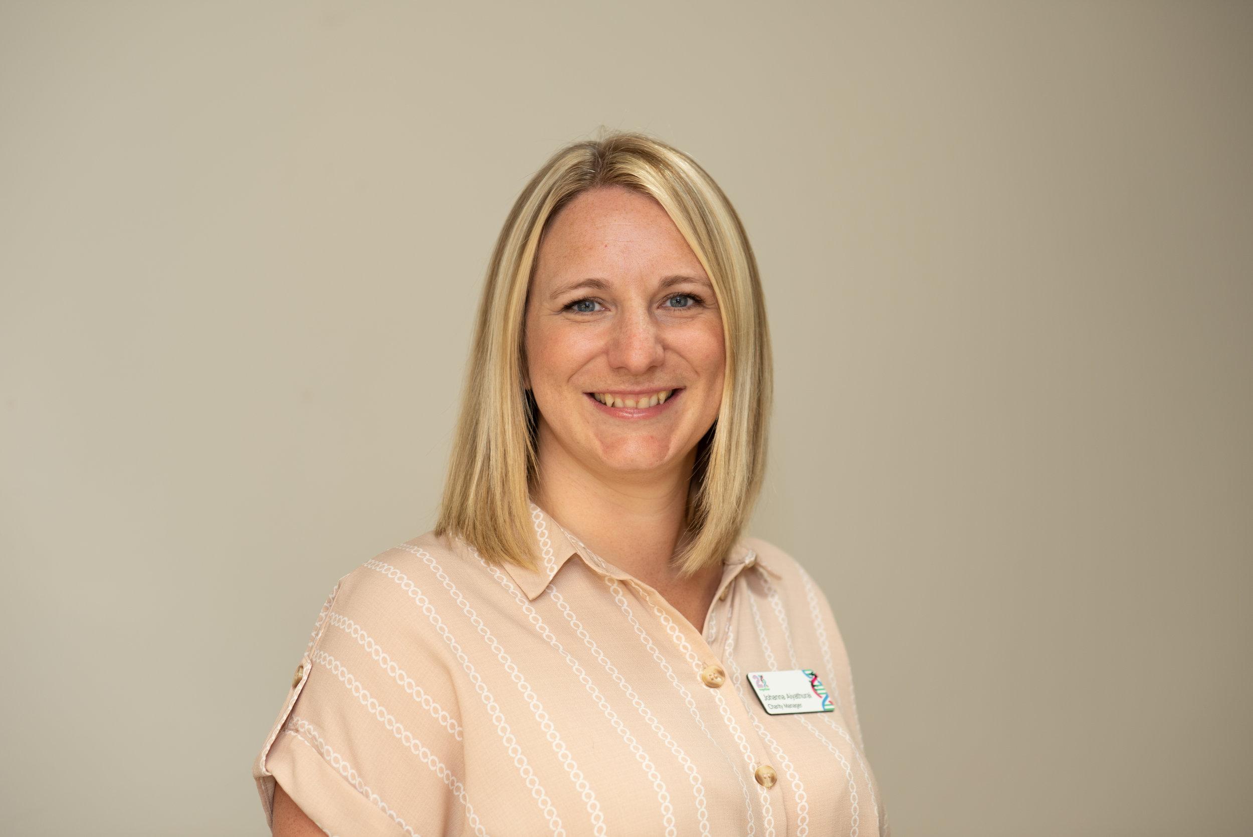 Johanna Aiyathurai - Manager