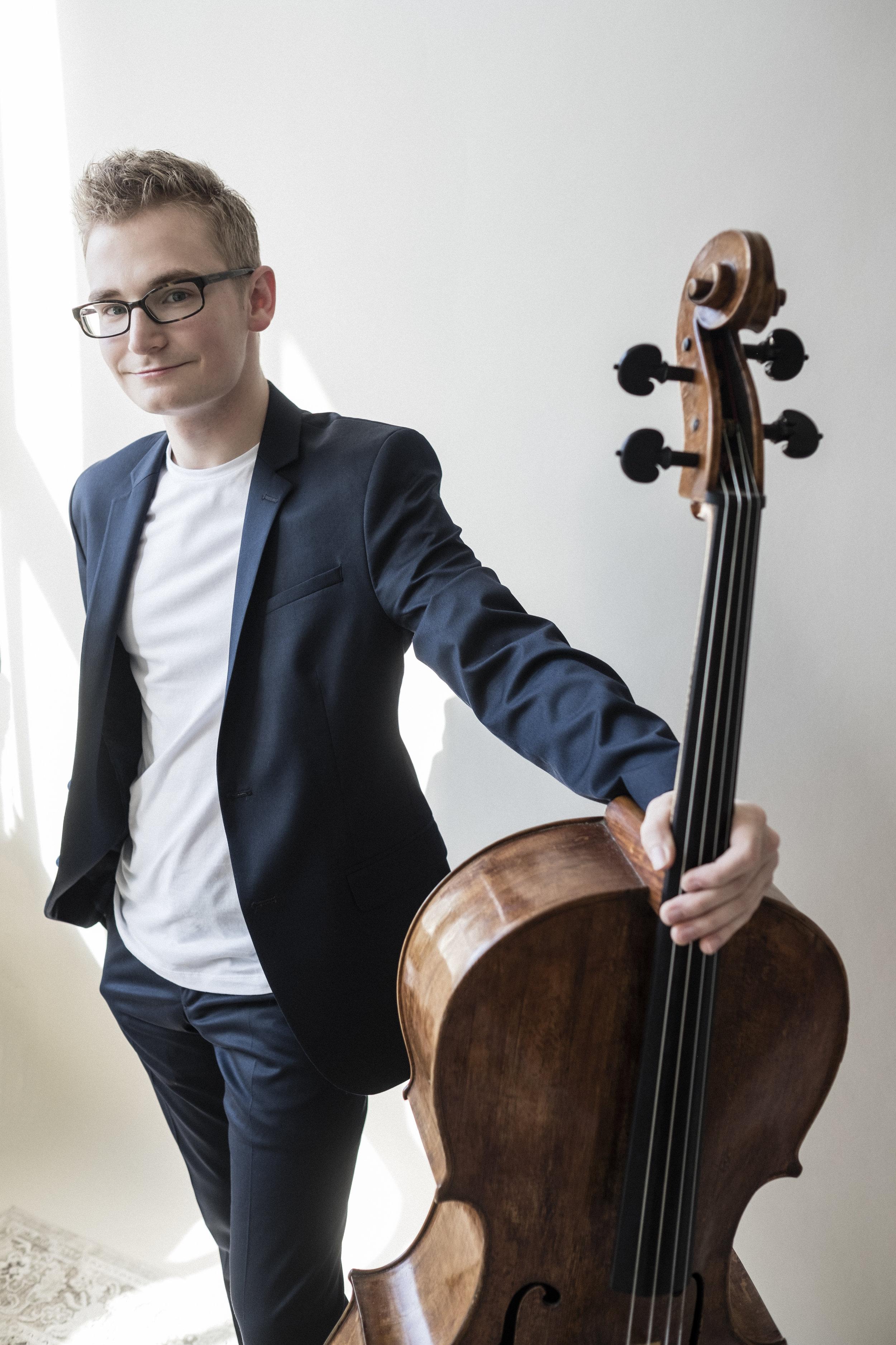 Alexander Hersh - Cello