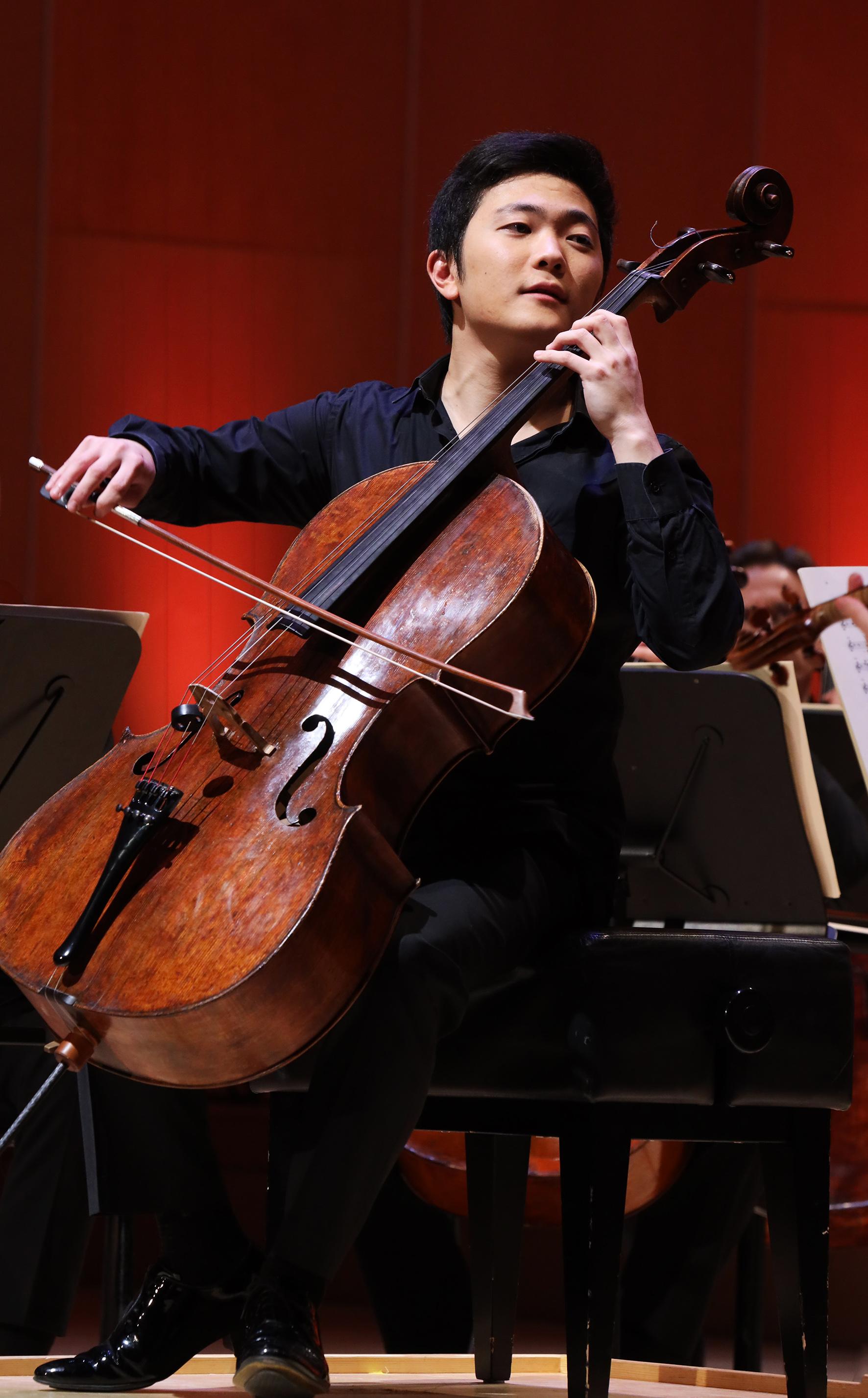 Brannon Cho - Cello
