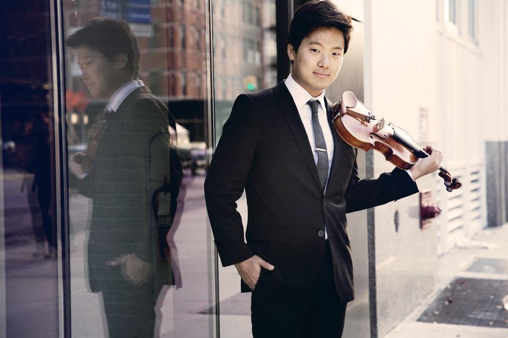 Siwoo Kim - Violin