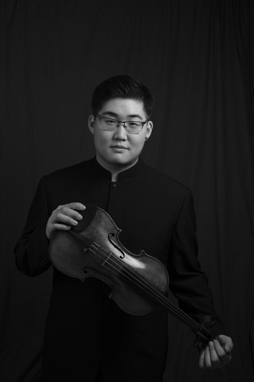 Brian Hong - Violin