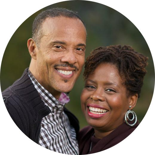 Dr. Ronn & Aladrian Elmore   Ronn & Aladrian are a powerhouse couple that bring highly skilled professional experiences in couseling and leadership development and a positive, faith-filled attitude that shapes the East Mountain ethos.   Support the Elmores