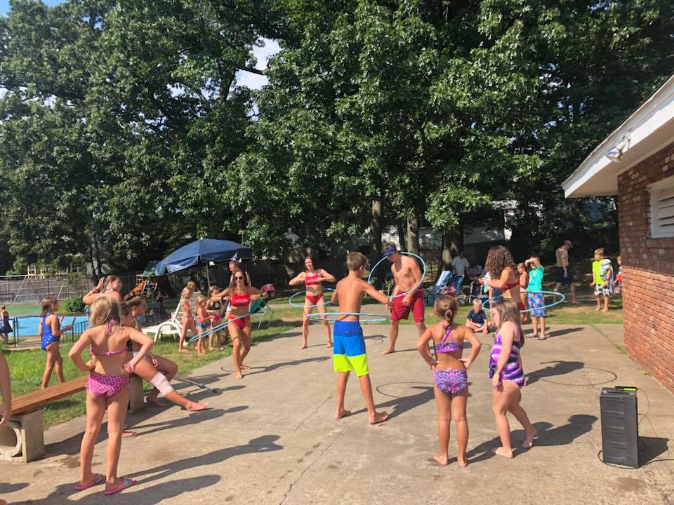 swim camp - Poolside fun for kids of all ages!