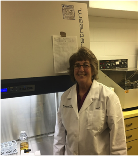 SUSAN KNUDSON, MPH, PH.D., SENIOR RESEARCH SCIENTIST