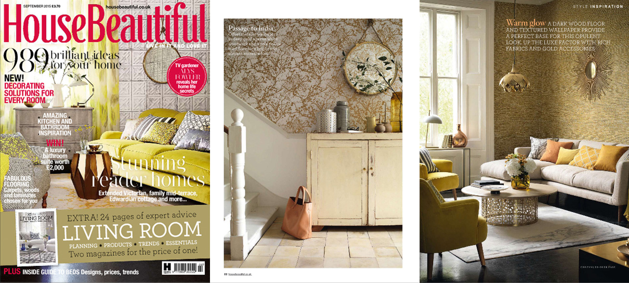 mind the cork in House Beautiful - September 2015