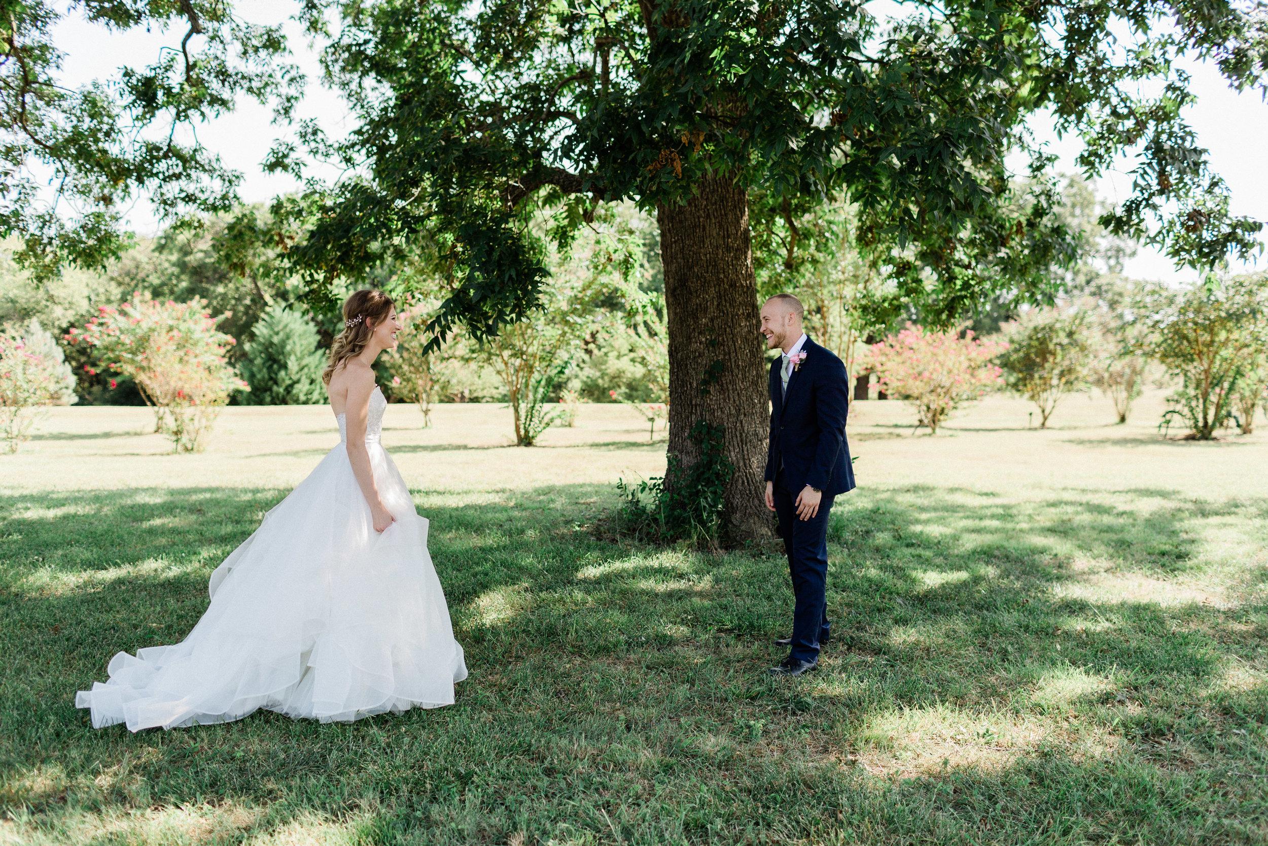 Chandler's Gardens Wedding
