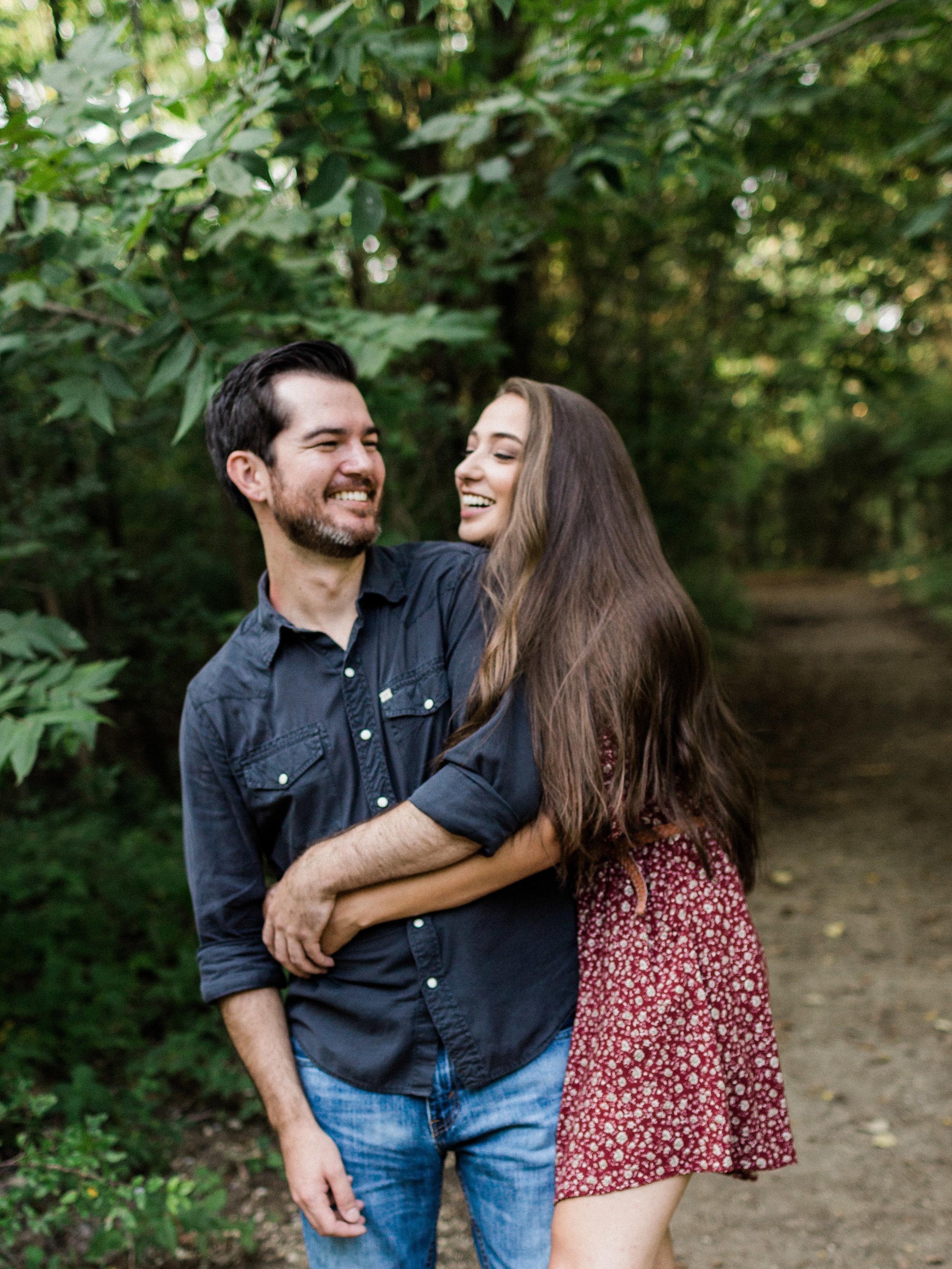 Plano, Texas Engagement Photos