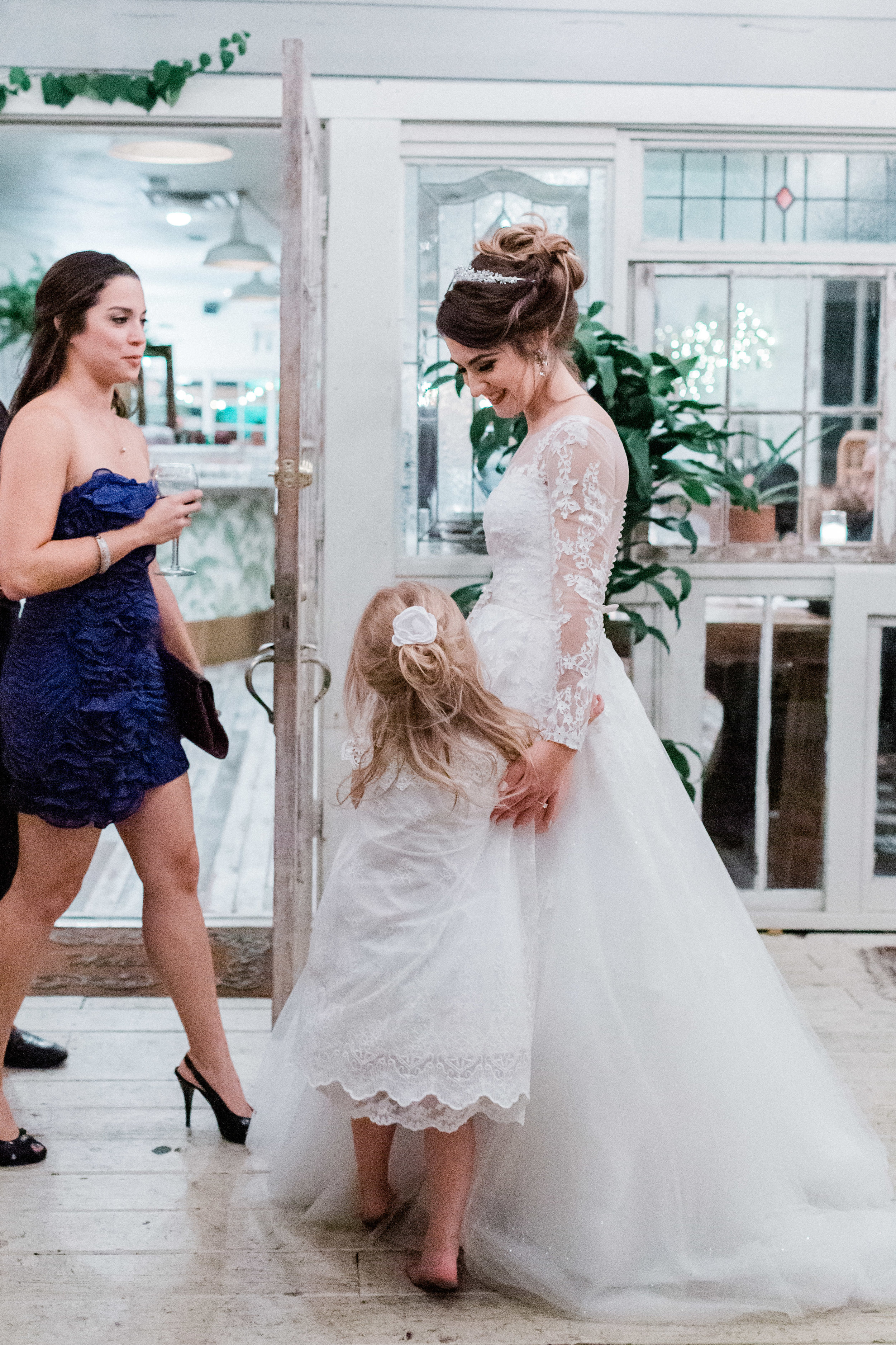 House of Dirt Dallas Intimate Wedding