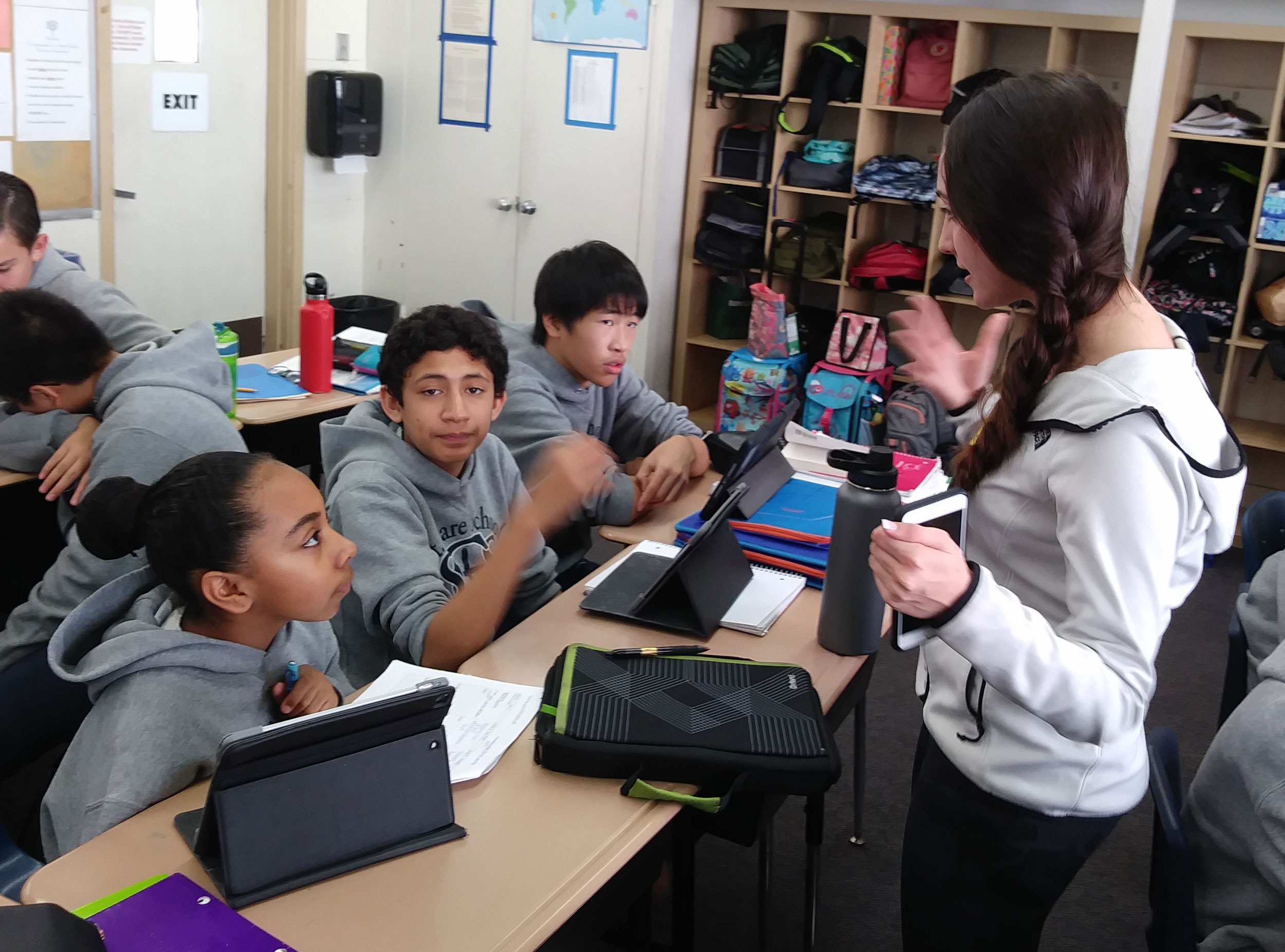 St Clare School Collaboration and Teacher Development