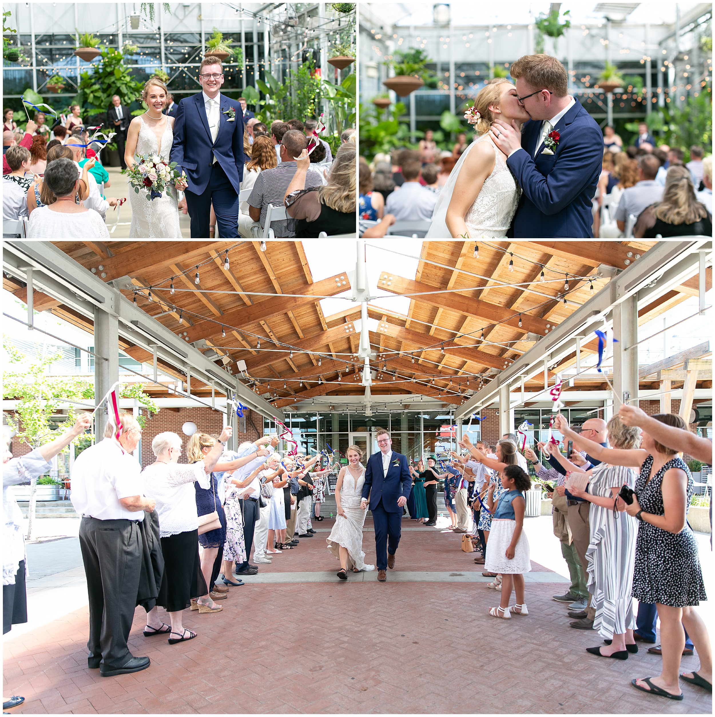 Downtown Market and Terra Square Wedding