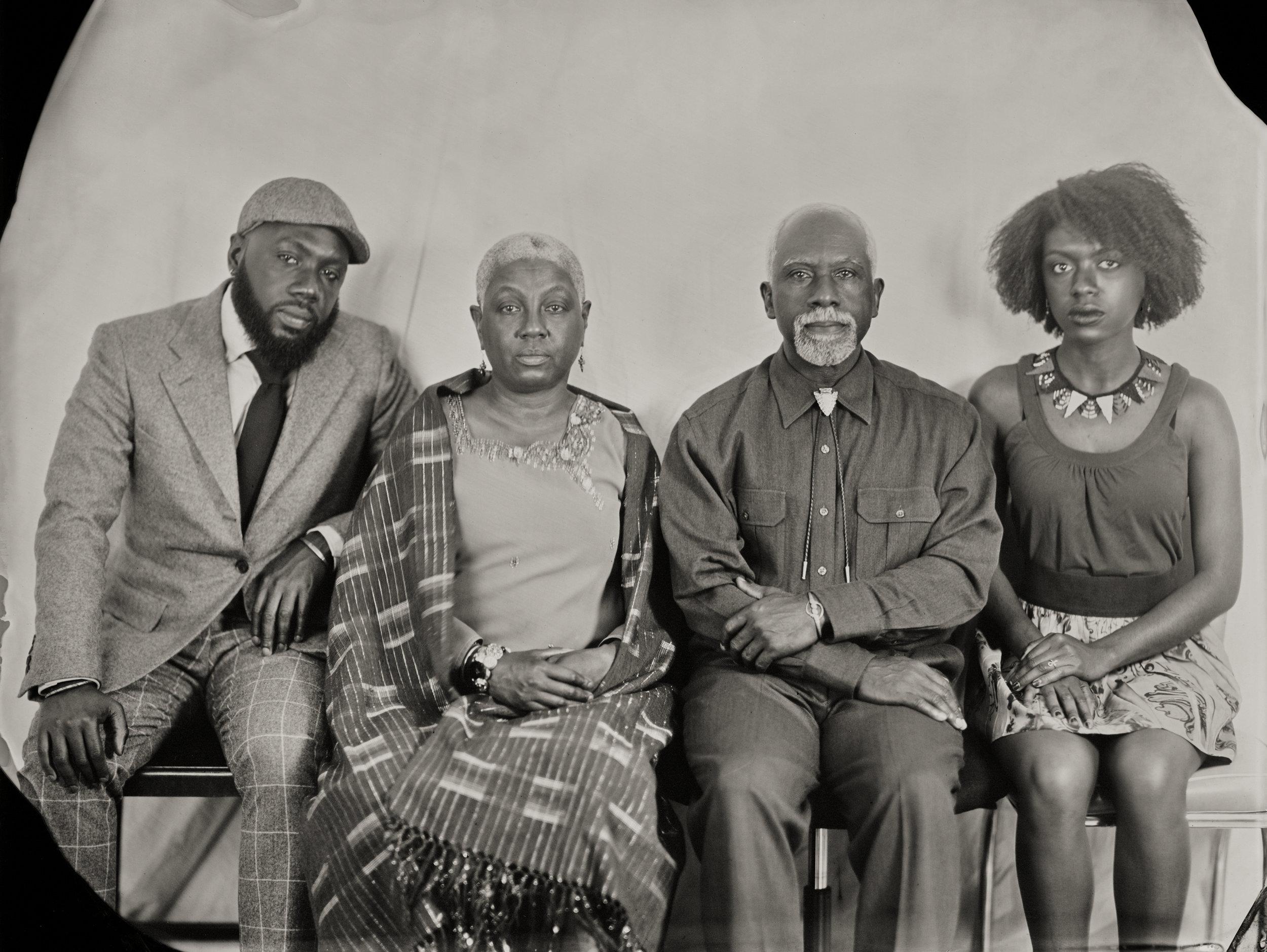 Santana Family, 2015