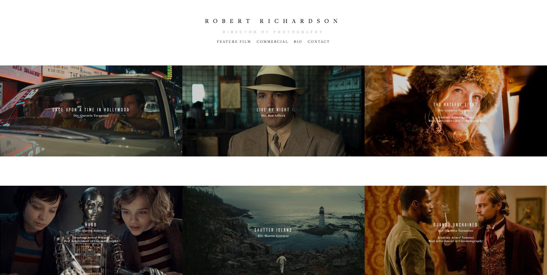 Robert Richardson   Director of Photography.jpg
