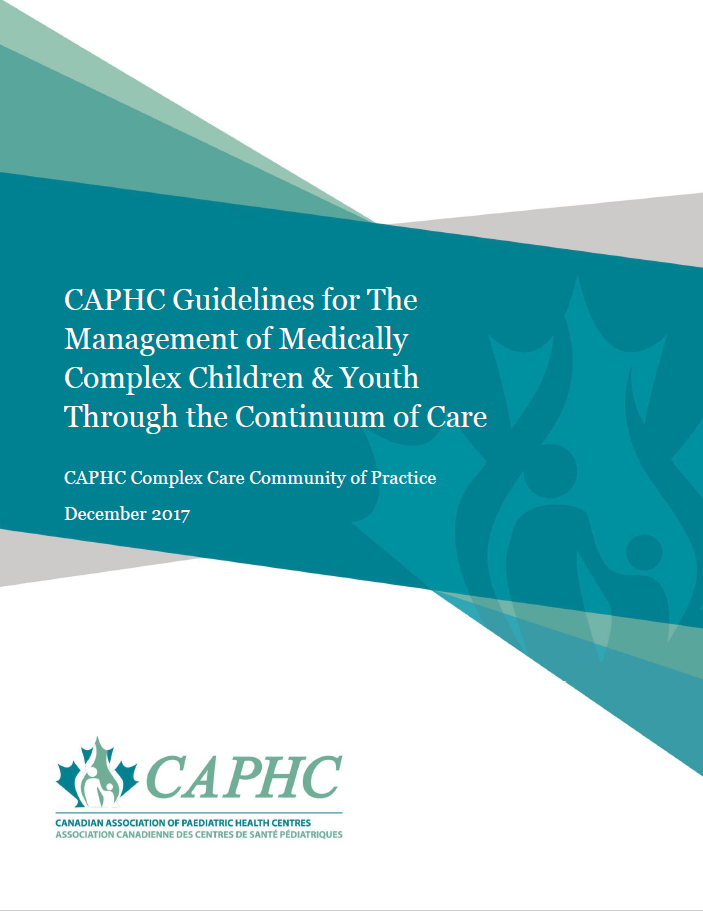 Guideline for Transition from Paediatric to Adult Healthcare: A national approach -