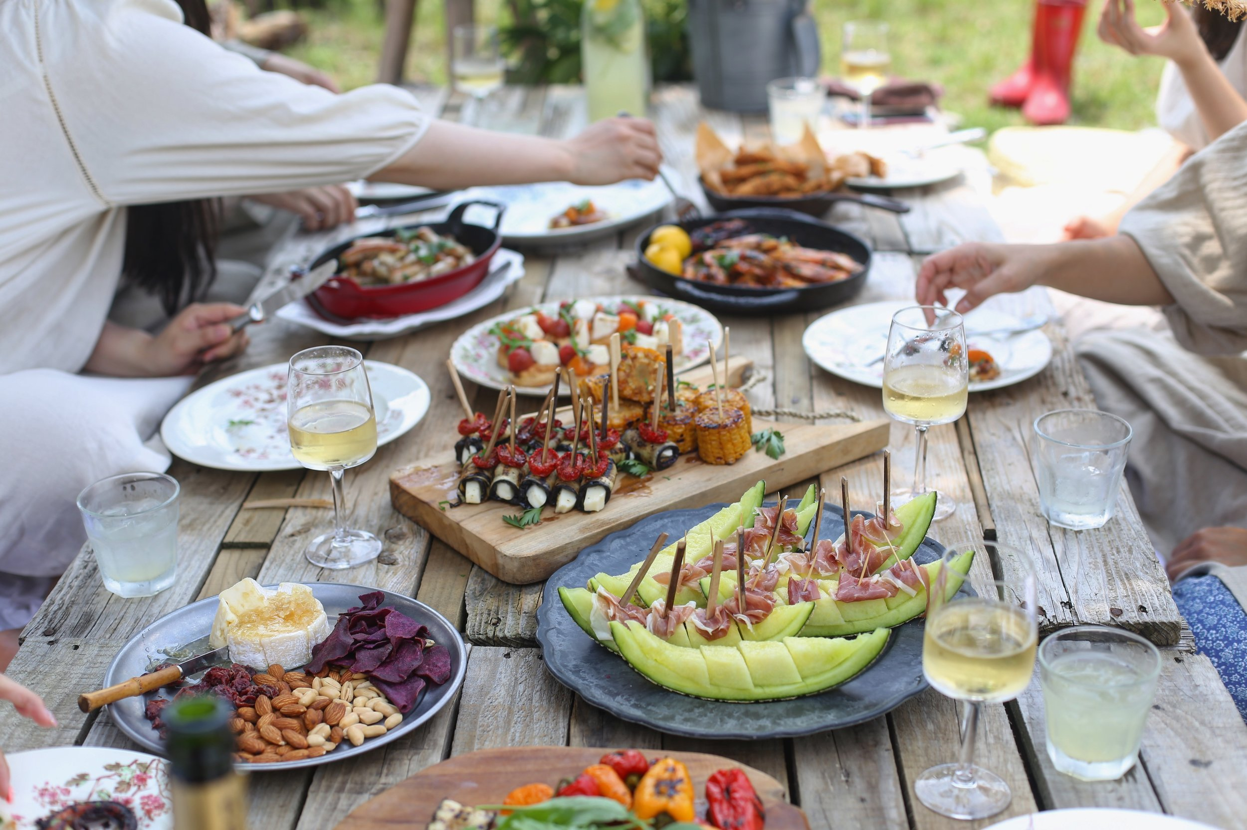 A High Vibe Experience! - Great food is just the beginning. It must be prepared with high vibe energy and full of love so your guests will feel it!