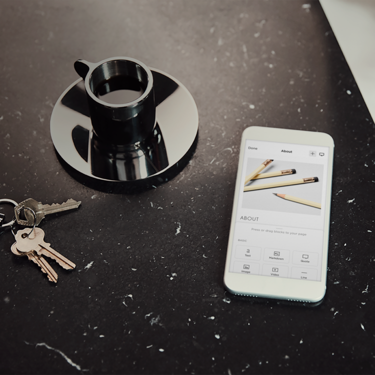 The Squarespace app for Android is launching on the Google Play Store today