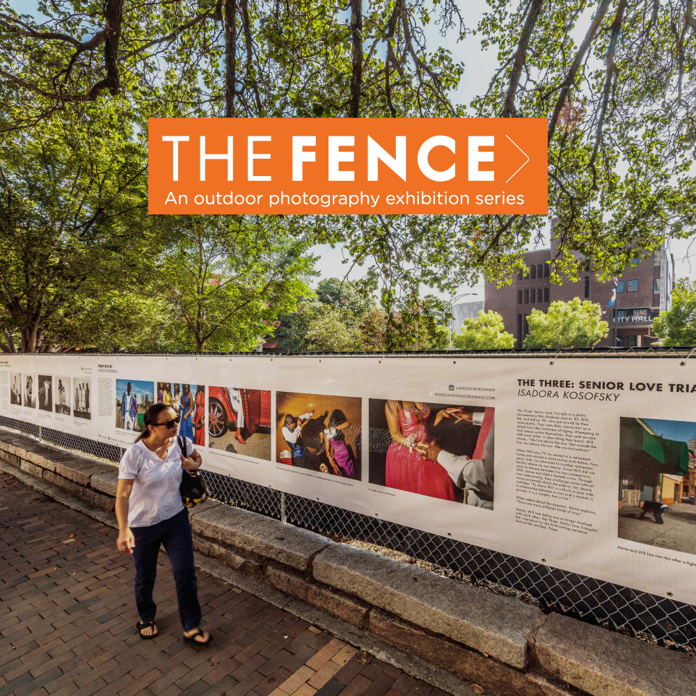 - The Fence is a theme-based outdoor traveling photography exhibition featuring series from many different categories; it is seen by nearly 8 million people annually. PCNW is thrilled to be a regional partner for its debut in SeattleAfter the PCNW pop-up exhibition, participants will be included in an extended outdoor regional showcase in partnership with Friends of Waterfront Seattle and The Fence. Participation is hyper-local, EXCLUSIVE to residents of Washington state!