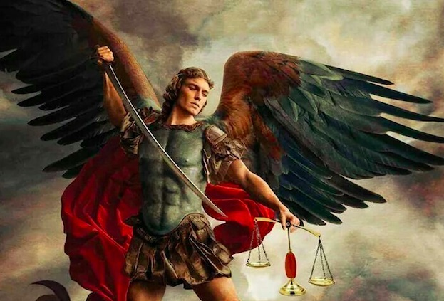 St. Michael Prayer - Almighty and Everlasting God, who by a prodigy of goodness and a merciful desire for the salvation of all men, hast appointed the most glorious Archangel, St. Michael, Prince of Thy Church, make us worthy, we beseech Thee, to be delivered from all our enemies that none of them may harass us at the hour of death, but that we may be conducted by him into the august presence of Thy Divine Majesty. This we beg through the merits of Jesus Christ our Lord. - AMEN