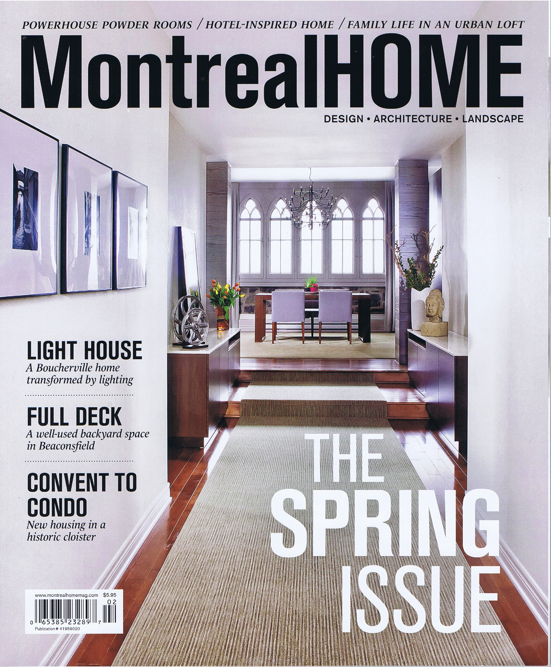Front Cover of Spring 2012 Montreal Home.jpg