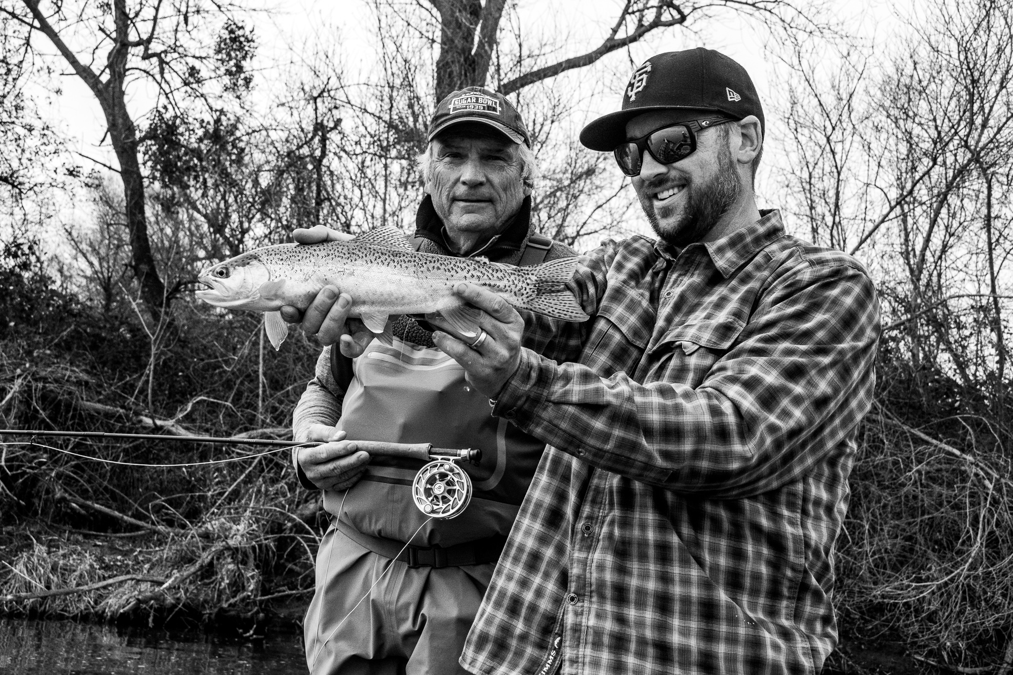 Trout and Steelhead - Northern California has some of the best Wild Trout and Steelhead fishing in the Lower 48. There are 3 tail water fisheries with year round rainbow trout fishing and both spring and fall runs of steelhead with in 60 miles of Chico, CA.