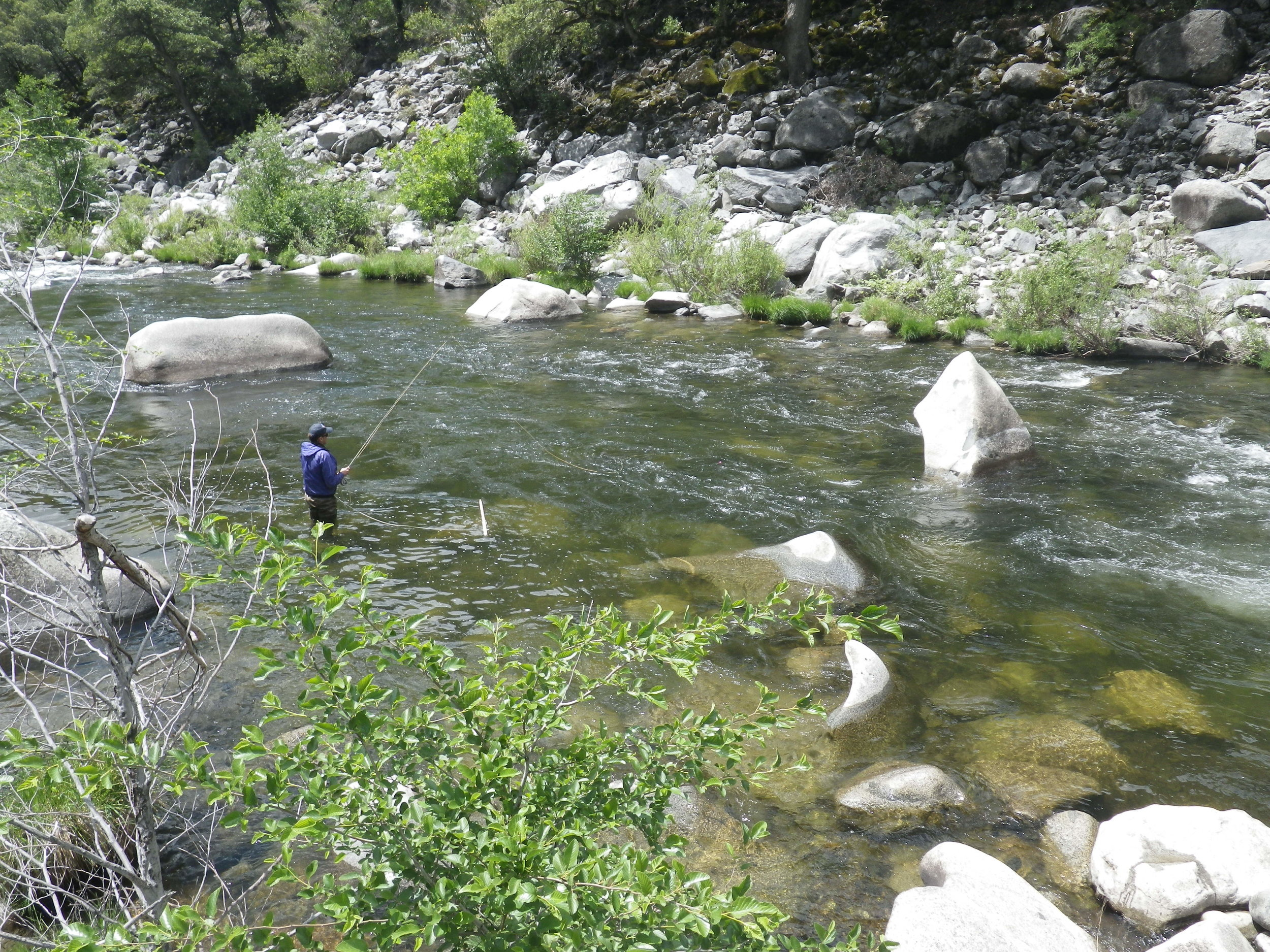 The North Fork Feather River