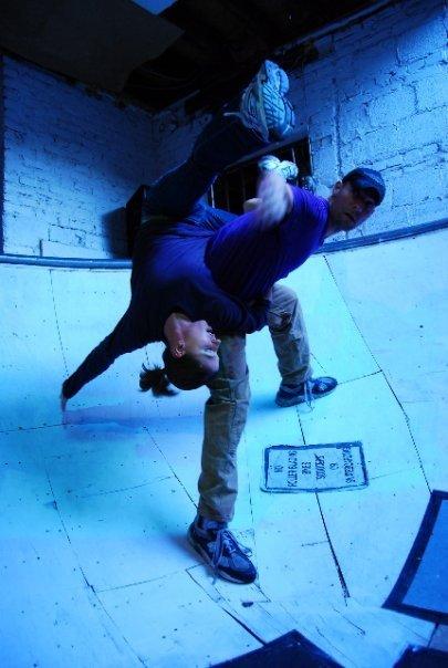 Stacey Tytler Raab and Michael Nadolski
