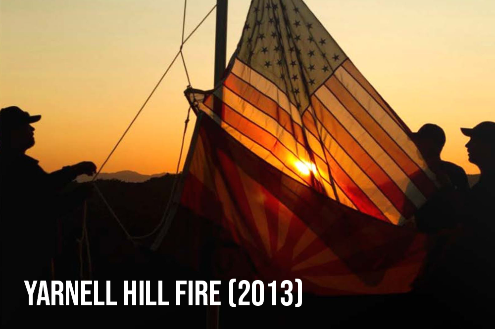 Serious Accident Investigation report on the loss of the Granite Mountain Hotshots in AZ.