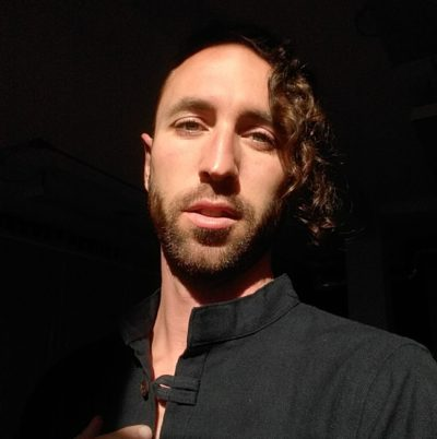 About Matt Sturm - Founder of Embodied Erotic, yoga teacher, somatic therapist, and relationship coach. My work integrates meditation, yoga, and ritual into the path of spiritual growth. I teach hands-on methods for inhabiting our bodies, connecting with the breath, cultivating deep intimacy, and tuning in to the universal love within us all. Learn more at awakeningbliss.net