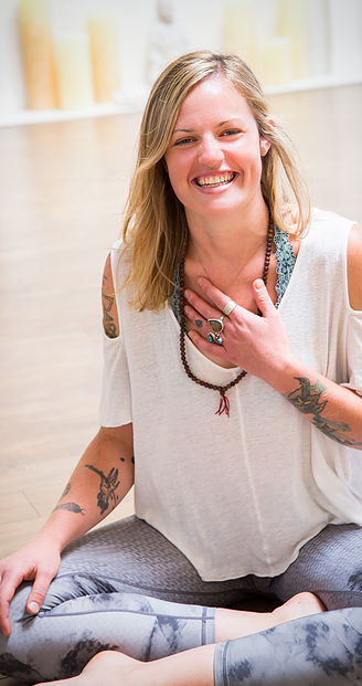 About Kate Delow - Kate facilitates Breathwork, a transformative practice in which we use the breath to facilitate personal evolution and spiritual growth. Breath is the root of the yoga practice that we think of as