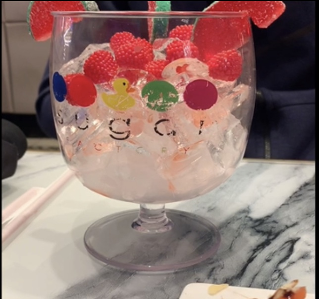 SUGAR FACTORY : Before the alcohol