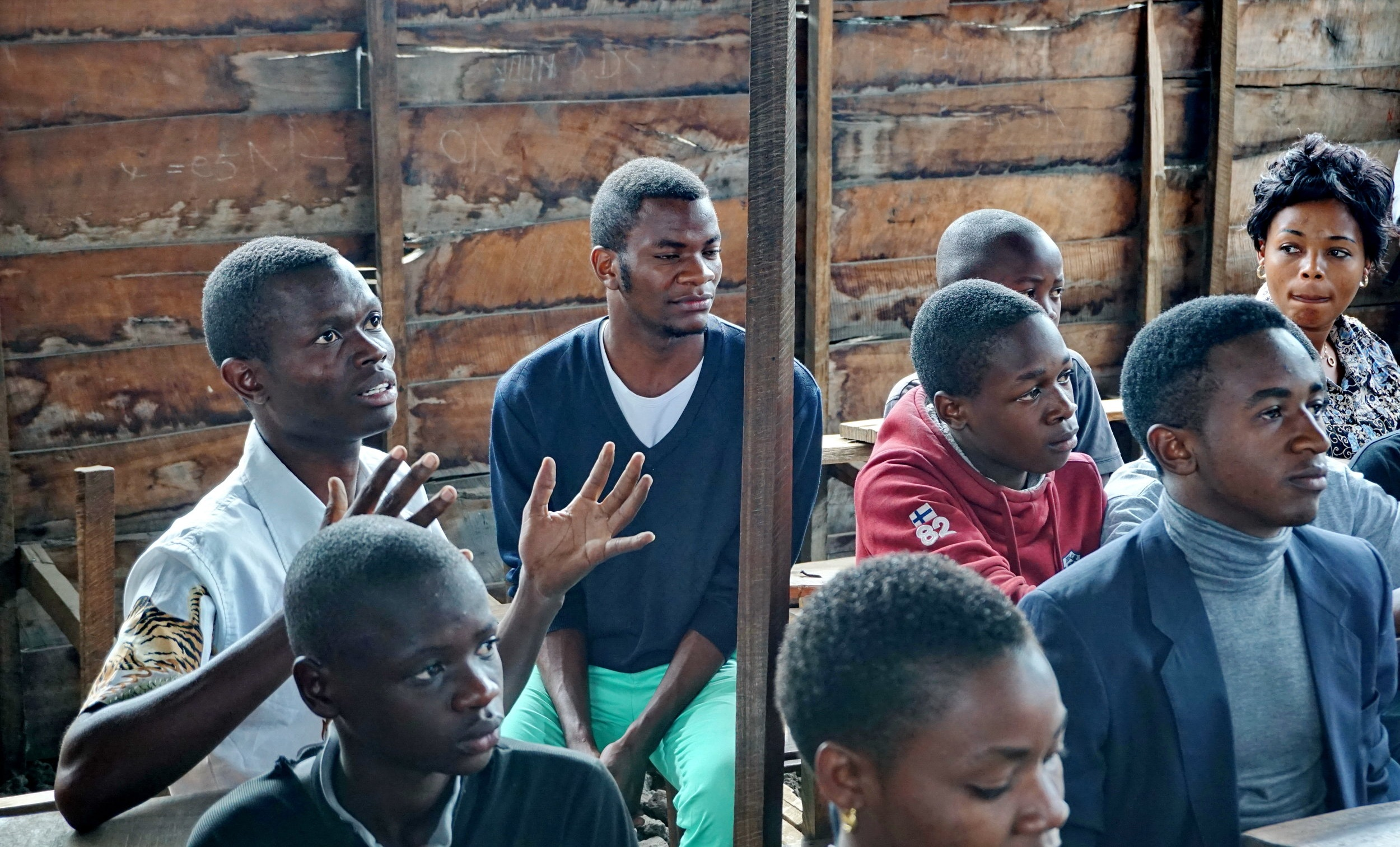 Africa New Day is changing the Congo through empowerment. Our approach follows three simple principles: - 1: Empower to lead changeAfrica New Day awakens men, women and children to their power as individuals to bring about change.—2: Transform culture at the sourceInstead of waiting for relief to come, Africa New Day proactively reverses the causes of conflict and suffering in their communities.—3: Multiply the impactAfrica New Day participants become mentors who empower the next generation of leaders, creating a solution that sustains.