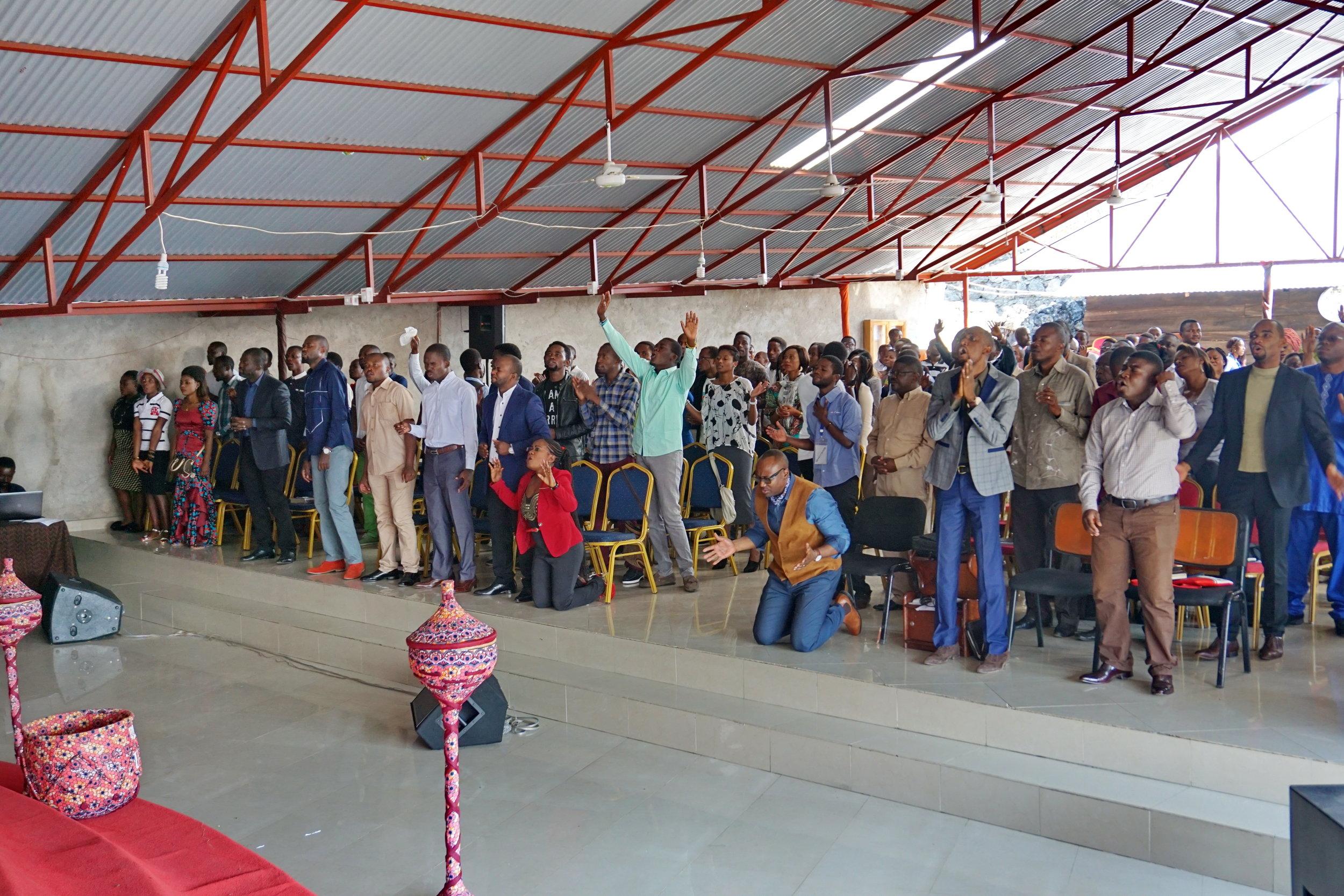 30,000,000 Congolese through media outreach. -