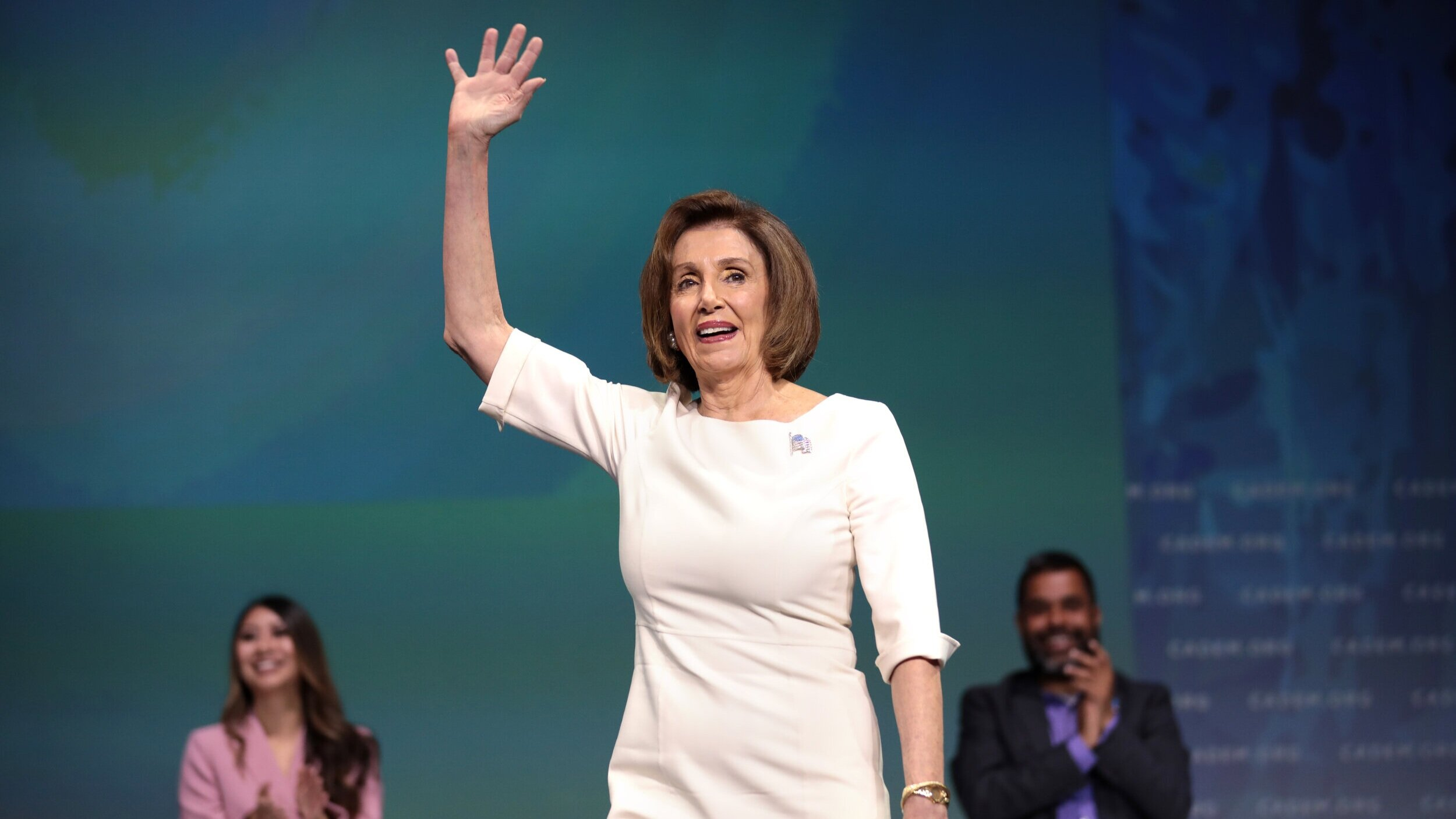 Nancy+Pelosi+takes+the+podium+at+the+Democratic+Party%27s+state+convention+in+California.jpg