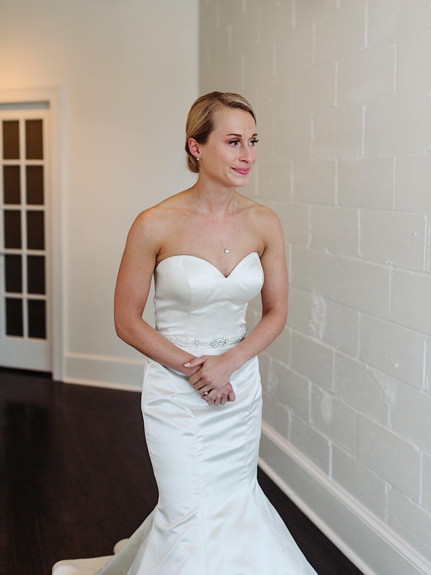 Bride at Loft 310 Kalamazoo