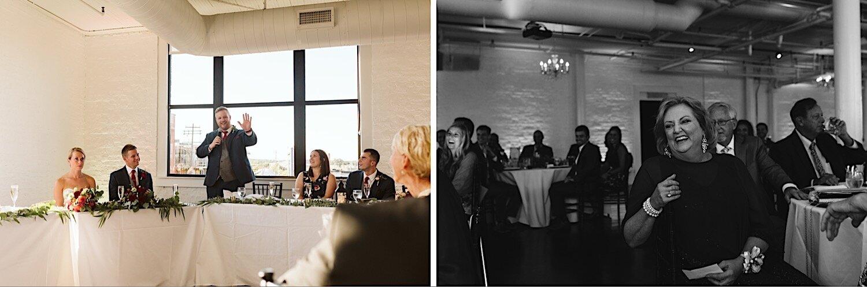 Reception at Loft 310 Kalamazoo