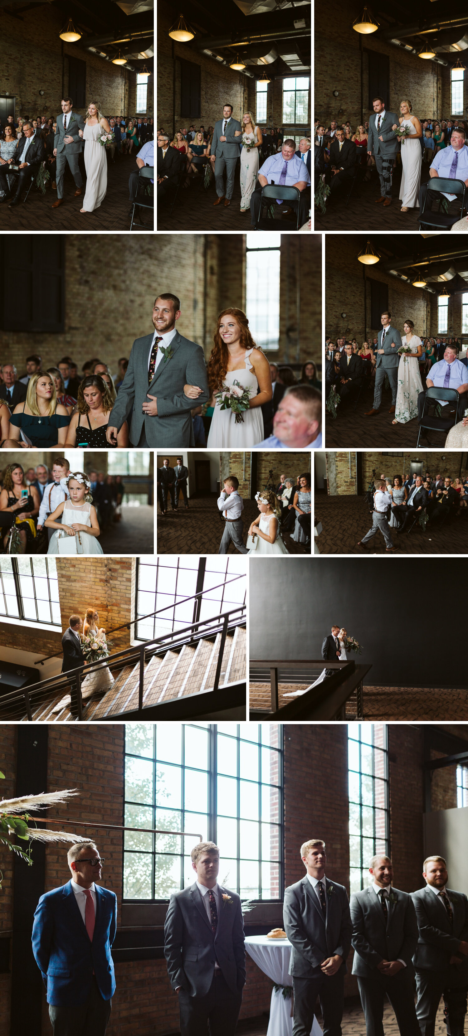 New Vintage Place Grand Rapids Wedding