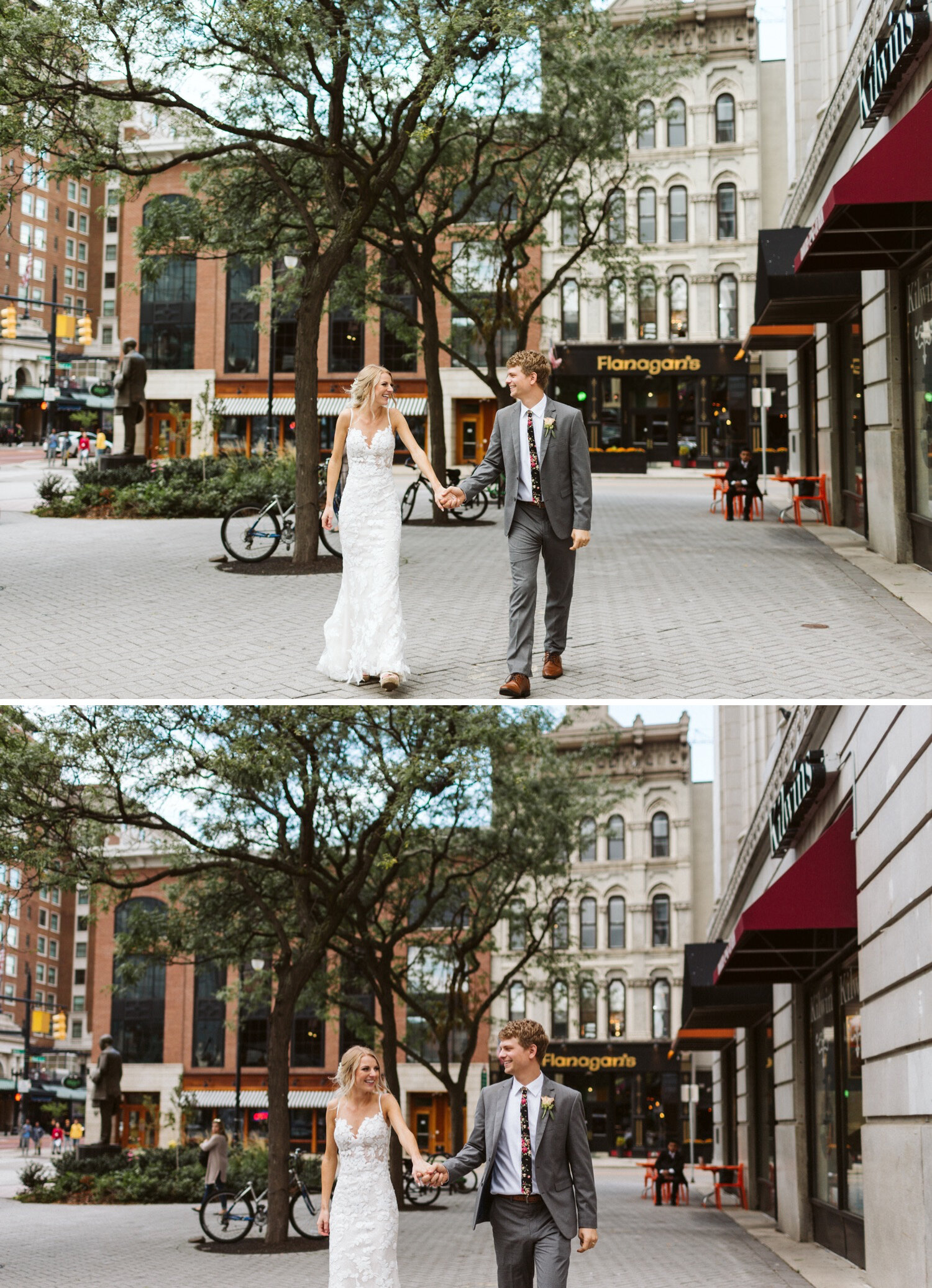 Wedding Photography in Grand Rapids