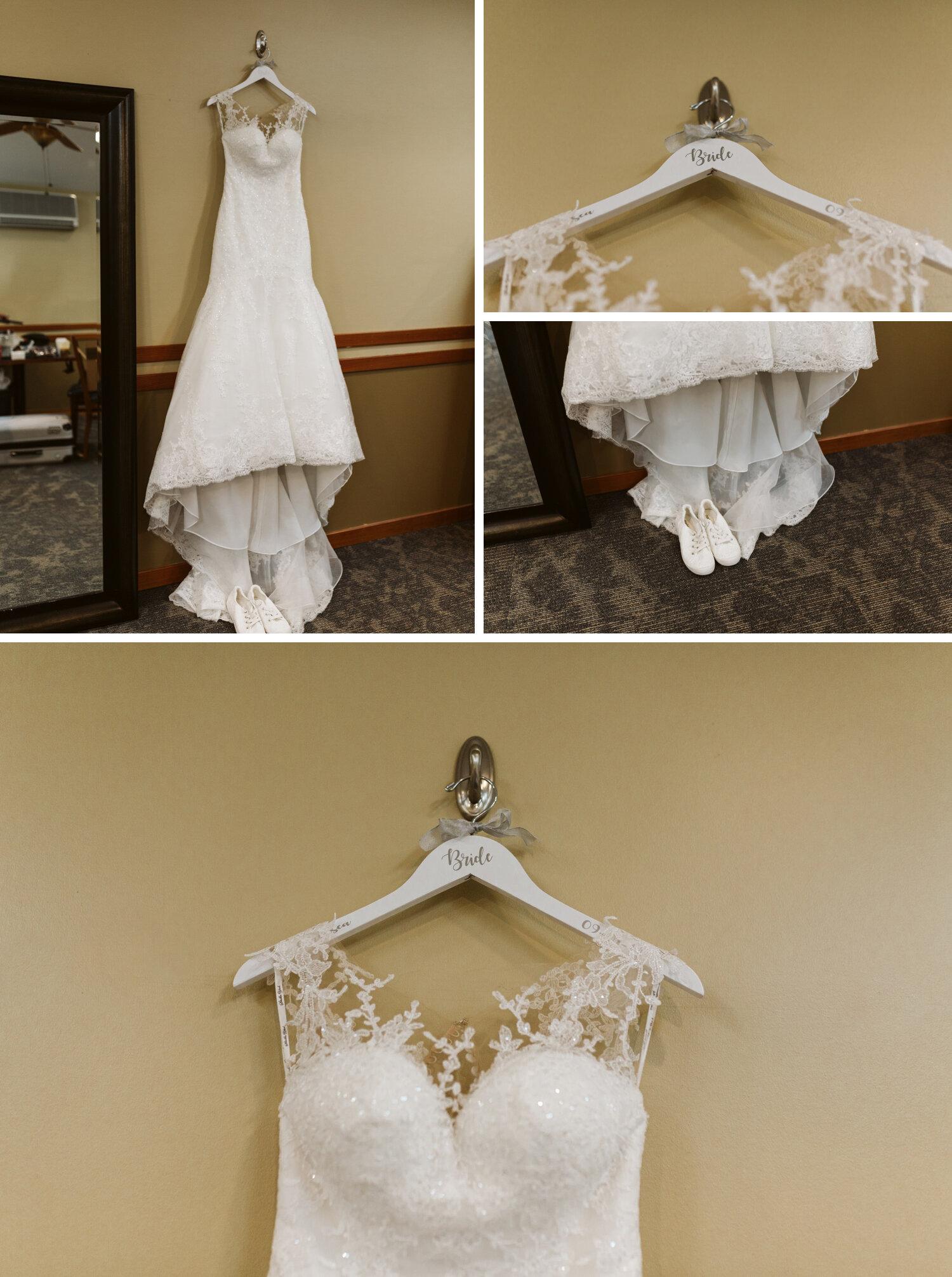 Wedding day preparation